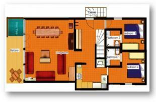 Level 1 Floorplan