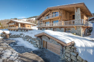 The luxury chalet