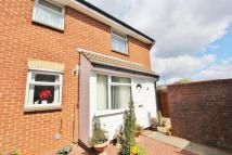 Terraced property in Shawford Road, Throop...