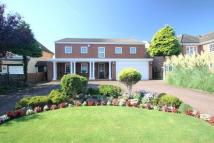 Detached house in Hainault Road, Chigwell...