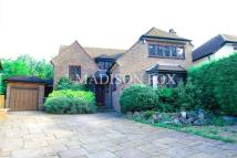 Detached property to rent in Brook Way, Chigwell, IG7