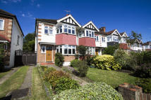 semi detached home to rent in Lorne Gardens, London...