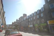 Flat to rent in George Street, Aberdeen...