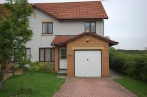 3 bed semi detached property in Concraig Gardens...