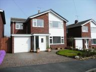 4 bedroom Detached house in Monyash Way, BELPER