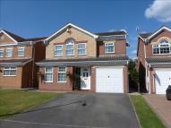 4 bedroom Detached house in Sherbourne Drive, Belper