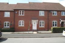 Terraced house in Warndon Villages...