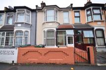 Terraced property in Palmerston Road...