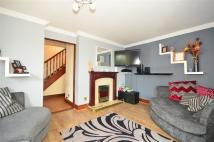 3 bed Terraced house in Anson Close, Lords Wood...