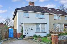 semi detached property in Dayslondon Road...