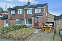 Primrose Drive semi detached property for sale