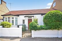 Bungalow in Thorpe Hall Road...