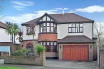 Detached home in Burnham Drive...