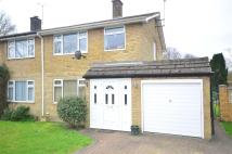 semi detached property in St. Peters Road, Ditton...