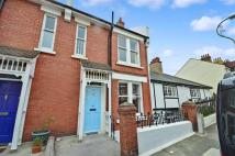 3 bed Terraced home in Kingsley Road, Brighton...