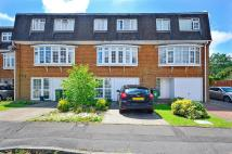 3 bed Town House in Beech Close, Folkestone...