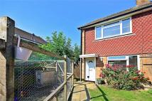 End of Terrace house in Breach Close, Steyning...