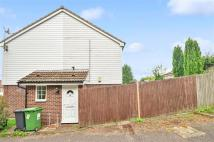 1 bed semi detached property for sale in Willow Rise, Downswood...