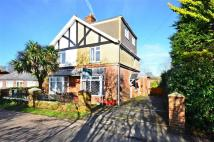 3 bedroom semi detached house in New Road, Porchfield...