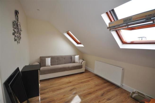 Loft Used As Guest Room