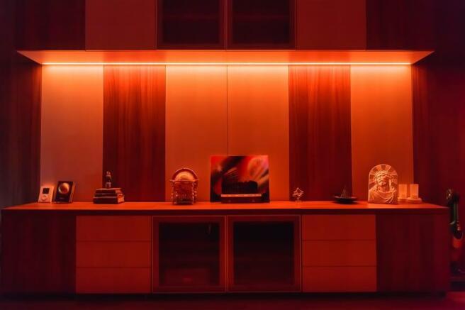 Lounge Mood Lighting