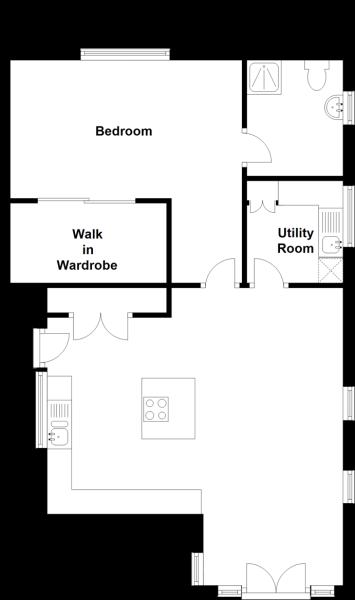 Annexe Ground Floor