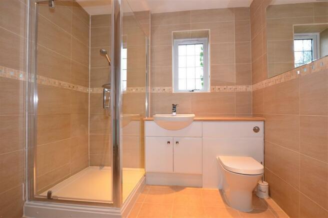 En-Suite Shower Area