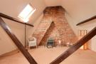 Boarded Loft Space