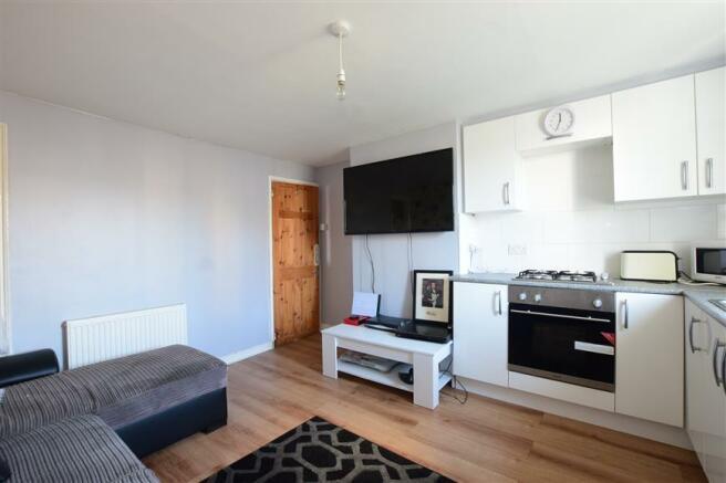 Living Room/Kitchen/ Bedroom 3
