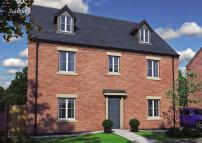 new house in Burton Road, Tutbury...