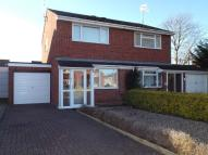 semi detached home in Digby Road, Evesham, WR11