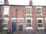 Terraced property in Portland Street...