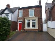 Mansfield Road Detached house for sale