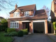 4 bed Detached property for sale in Gunnersbury Way, Nuthall...