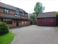 4 bed Detached home for sale in Stanmore Close, Nuthall...