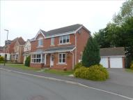 4 bed Detached home in Crown Way, Langley Mill...