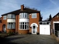 3 bed semi detached house in Gravelly Lane, Erdington