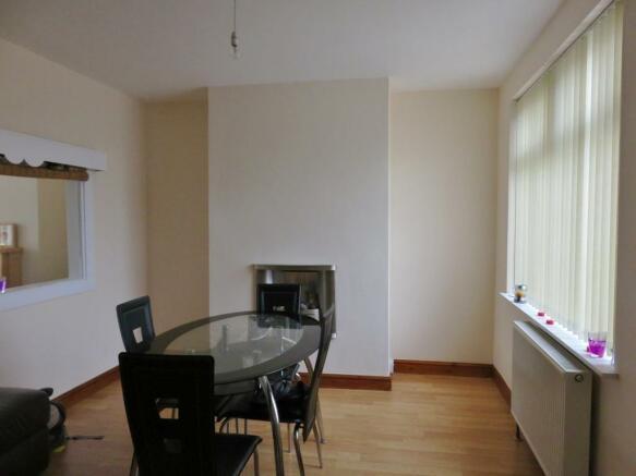 Rear Sitting Room/Dining Room