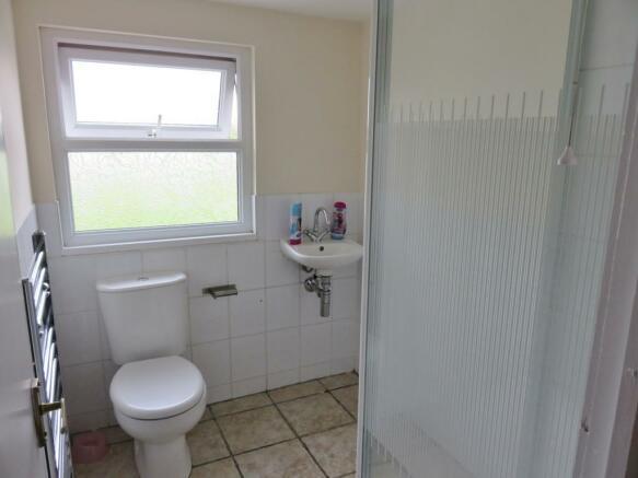 Second Floor - Shower Room