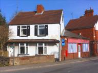 3 bed Detached house in Chesterfield Road North...