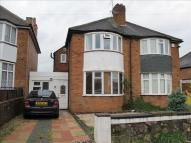3 bed semi detached property in Brays Road, Sheldon