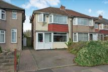 Cranes Park Road semi detached property for sale