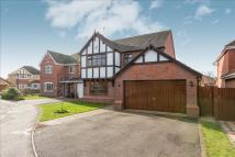 4 bedroom Detached house for sale in Stockley Crescent...