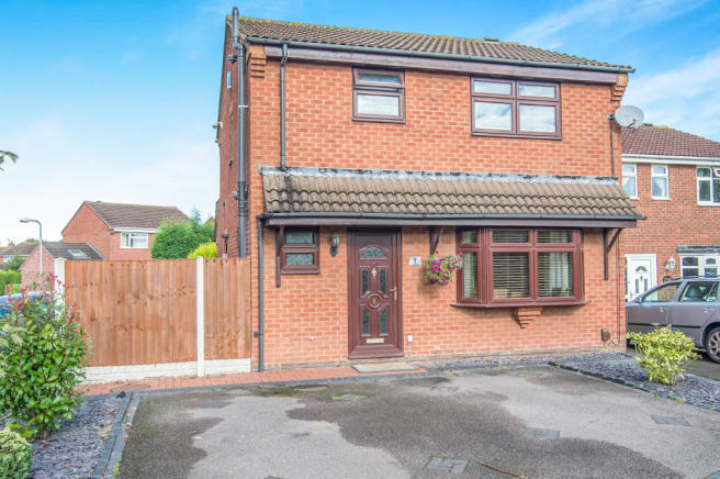 3 bedroom detached house for sale in nimbus dosthill tamworth b77