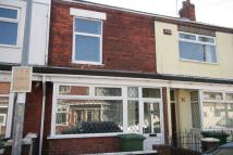Terraced home in FAIRMONT ROAD, GRIMSBY