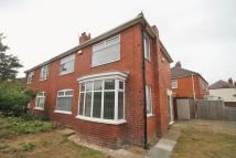 semi detached house to rent in MARKLEW AVENUE, GRIMSBY