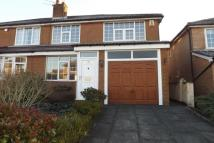 4 bedroom home to rent in Marton Drive, Atherton...