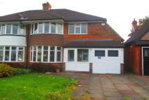 3 bed home in Beeches Drive, Erdington