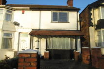 3 bedroom home to rent in Reservoir Road, Erdington