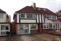 3 bedroom property to rent in Hodge Hill Road...